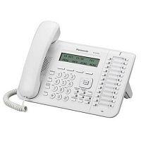 Телефон IP Panasonic KX-NT553RU белый
