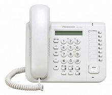 Системный телефон Panasonic KX-DT521RU белый