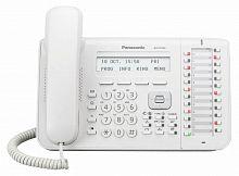 Системный телефон Panasonic KX-DT543RU белый