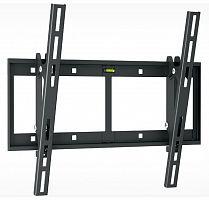 """Кронштейн для телевизора Holder LCD-T4609 черный 32""""-65"""" макс.60кг настенный наклон"""