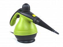Пароочиститель ручной Kitfort КТ-906 1200Вт зеленый