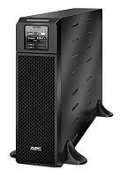 Источник бесперебойного питания APC Smart-UPS SRT SRT5KXLI 4500Вт 5000ВА черный