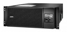 Источник бесперебойного питания APC Smart-UPS SRT SRT6KRMXLI 6000Вт 6000ВА черный