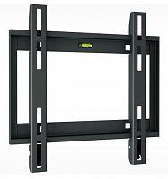 """Кронштейн для телевизора Holder LCD-F2608 черный 22""""-47"""" макс.40кг настенный фиксированный"""