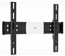"""Кронштейн для телевизора Holder LCD-F4611 черный 32""""-65"""" макс.40кг настенный фиксированный"""