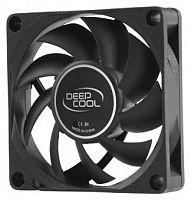 Вентилятор Deepcool XFAN 70 70x70x15mm 3-pin 4-pin (Molex)27dB 50gr Bulk