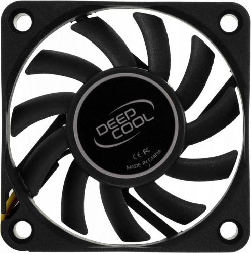 Вентилятор Deepcool XFAN 60 60x60x12mm 3-pin 4-pin (Molex)24dB Ret