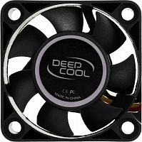 Вентилятор Deepcool XFAN 40 40x40x10mm 3-pin 4-pin (Molex)24dB Ret