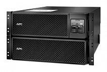 Источник бесперебойного питания APC Smart-UPS SRT SRT8KRMXLI 8000Вт 8000ВА черный