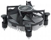 Устройство охлаждения(кулер) Deepcool CK-11509 PWM Soc-1150/1151/1155 4-pin 18-31dB Al 65W 147gr Ret