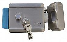 Замок электромеханический Falcon Eye FE-2369 сталь серебристый