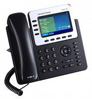 Телефон IP Grandstream GXP-2140 черный