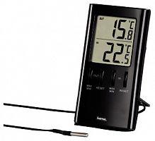 Термометр Hama Т-350 H-123143 черный