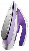 Утюг Braun TS320C 1700Вт фиолетовый/белый