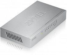 Коммутатор Zyxel ES-108AV3-EU0101F 8x100Mb неуправляемый