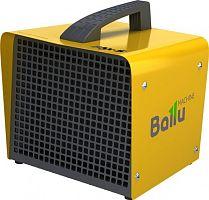Тепловая пушка электрическая Ballu BKX-5 3000Вт желтый