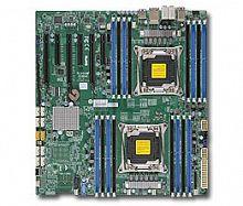 Материнская Плата SuperMicro MBD-X10DAi-O Soc-2011 iC612 eATX 16xDDR3 16xDDR4 10xSATA3 SATA RAID i210 2хGgbEth Ret