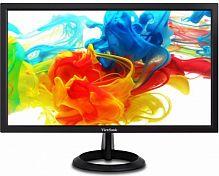 "Монитор ViewSonic 21.5"" VA2261-2 черный TN LED 5ms 16:9 DVI матовая 5000000:1 200cd 90гр/65гр 1920x1080 D-Sub FHD 3.21кг"