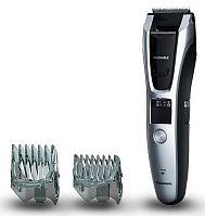 Машинка для стрижки Panasonic ER-GB70-S520 серебристый/черный (насадок в компл:2шт)