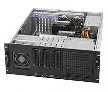 Корпус SuperMicro CSE-842TQ-865B 4U 865W черный