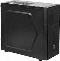 Корпус Thermaltake Versa H24 черный без БП ATX 2x120mm 1xUSB2.0 1xUSB3.0 audio bott PSU