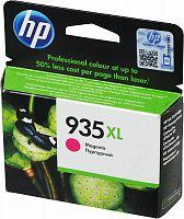 Картридж струйный HP 935XL C2P25AE пурпурный (825стр.) для HP OJ Pro 6830
