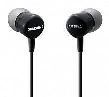 Гарнитура вкладыши Samsung EO-HS1303 1.2м черный проводные (в ушной раковине)