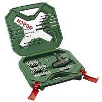 Набор бит и сверл Bosch X-line 54 (2607010610) (54пред.) для шуруповертов/дрелей