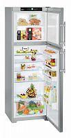 Холодильник Liebherr CTPesf 3016 серебристый (двухкамерный)