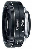 Объектив Canon EF-S STM (9522B005) 24мм f/2.8