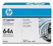 Картридж лазерный HP 64A CC364A черный (10000стр.) для HP LJ P4014/4015/4515
