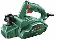 Рубанок Bosch PHO 1500 550Вт 82мм 19500об/мин
