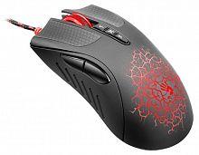 Мышь A4Tech Bloody AL9 Blazing черный лазерная (12000dpi) USB (8but)