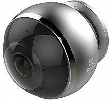 Видеокамера IP Ezviz CS-CV346-A0-7A3WFR 1.2-1.2мм цветная корп.:серый