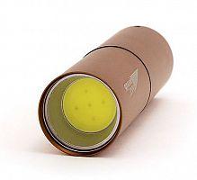 Фонарь карманный Яркий Луч L-100 Cob коричневый лам.:светодиод. AAAx3