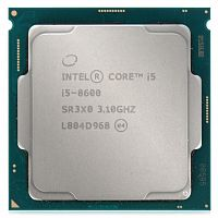 Процессор Intel Original Core i5 8600 Soc-1151v2 (BX80684I58600 S R3X0) (3.1GHz/Intel UHD Graphics 630) Box