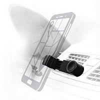Держатель Hama Flipper черный для смартфонов (00173890)