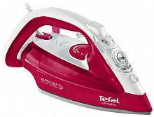 Утюг Tefal FV4950E0 2500Вт белый/красный