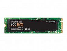 Накопитель SSD Samsung SATA III 250Gb MZ-N6E250BW 860 EVO M.2 2280