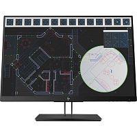 "Монитор HP 24"" (60.96см) Z24i G2 черный IPS LED 16:10 HDMI глянцевая HAS Pivot 300cd 1920x1200 D-Sub DisplayPort FHD USB 6.6кг"