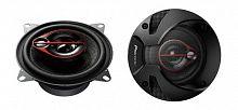 Колонки автомобильные Pioneer TS-R1051S 210Вт 88дБ 4Ом 10см (4дюйм) (ком.:2кол.) коаксиальные трехполосные