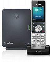 Телефон SIP Yealink W60P серый