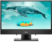 "Моноблок Dell Inspiron 3277 21.5"" Full HD i5 7200U (2.5)/4Gb/1Tb 5.4k/MX110 2Gb/Linux/GbitEth/WiFi/BT/90W/клавиатура/мышь/Cam/черный 1920x1080"