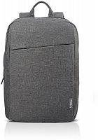 """Рюкзак для ноутбука 15.6"""" Lenovo B210 серый полиэстер (GX40Q17227)"""