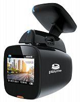 Видеорегистратор Playme UNI черный 2Mpix 1920x1080 1080p 150гр. GPS NTK96658