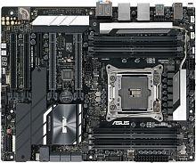 Материнская Плата Asus WS X299 PRO/SE Soc-2066 iX299 ATX 8xDDR4 6xSATA3 SATA RAID i210AT 2хGgbEth Ret
