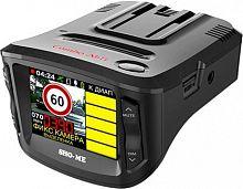 Видеорегистратор с радар-детектором Sho-Me COMBO №5 А12 GPS ГЛОНАСС черный