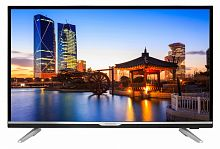 "Телевизор LED Hyundai 32"" H-LED32R502BS2S черный/HD READY/60Hz/DVB-T/DVB-T2/DVB-C/DVB-S2/USB/WiFi/Smart TV (RUS)"