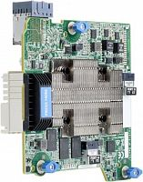 Контроллер HPE 804428-B21 Smart Array P416ie-m SR Gen10 (8 Int 8 Ext Lanes/2GB Cache) 12G SAS Mezzanine