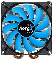 Устройство охлаждения(кулер) Aerocool Verkho 2 Slim Soc-FM2+/AM2+/AM3+/AM4/1150/1151/1155 4-pin 18-27dB Al+Cu 105W 403gr Ret